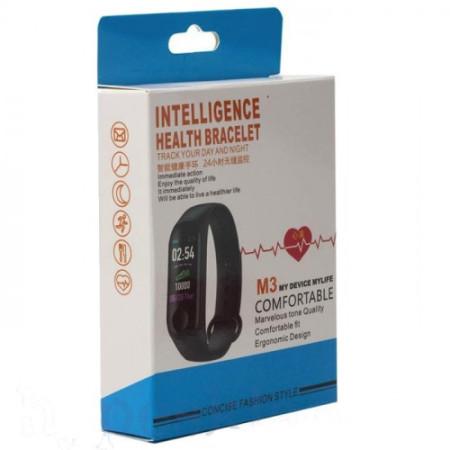 Фитнес браслет Intelligence Health Bracelet M3