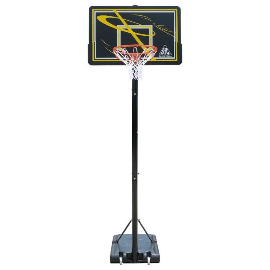 Мобильная баскетбольная стойка DFC 112х72см п/э KIDSF,    НОВИНКА