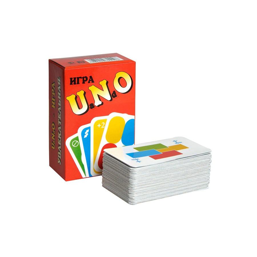 Карточная игра «Уно»