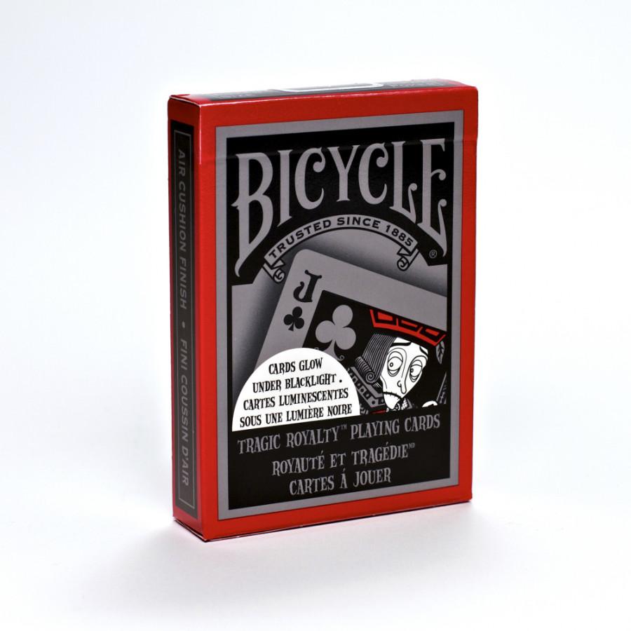 """Карты """"Bicycle Tragic Royalty"""""""