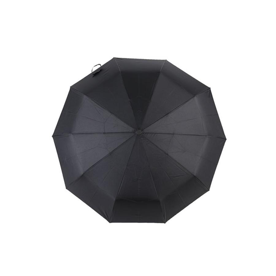 Зонт-автомат мужской черный FREI REGEN арт. 10357
