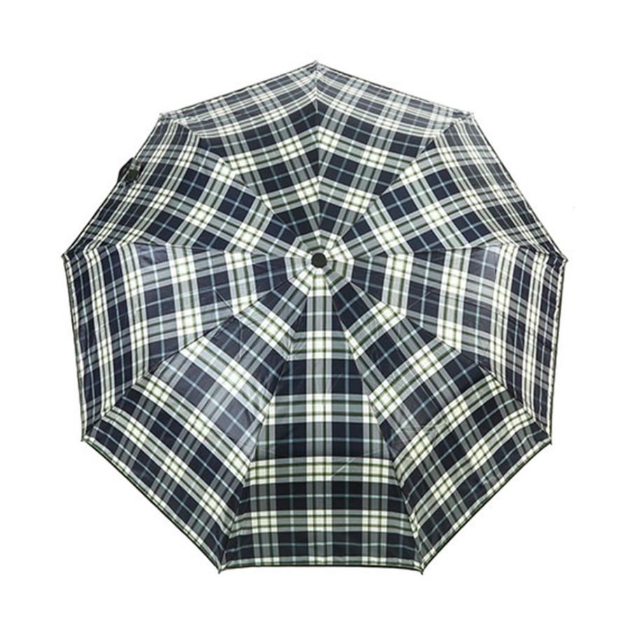 """Зонт мужской 3 сложения полуавтомат """"Кожаная ручка"""" диаметр купола 102 см 10 спиц"""