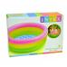 Детский бассейн надувной Intex 3 кольца 86*25см 57104