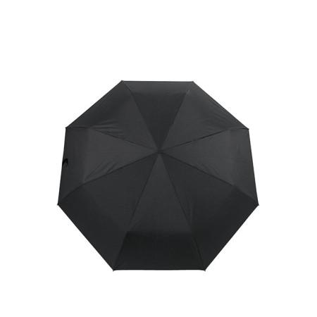 Мужской зонт-автомат черный SPONSA арт. 17077