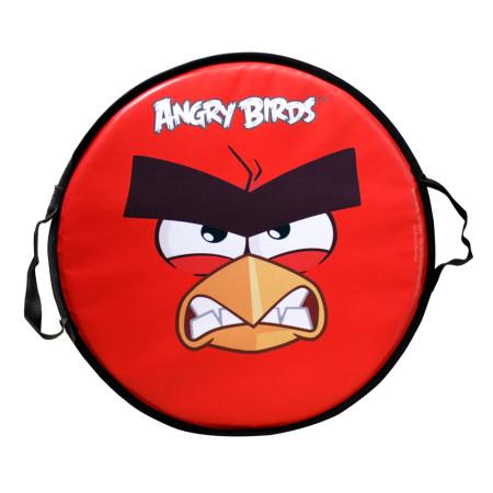 1toy Angry birds ледянка 52см, круглая Т58162