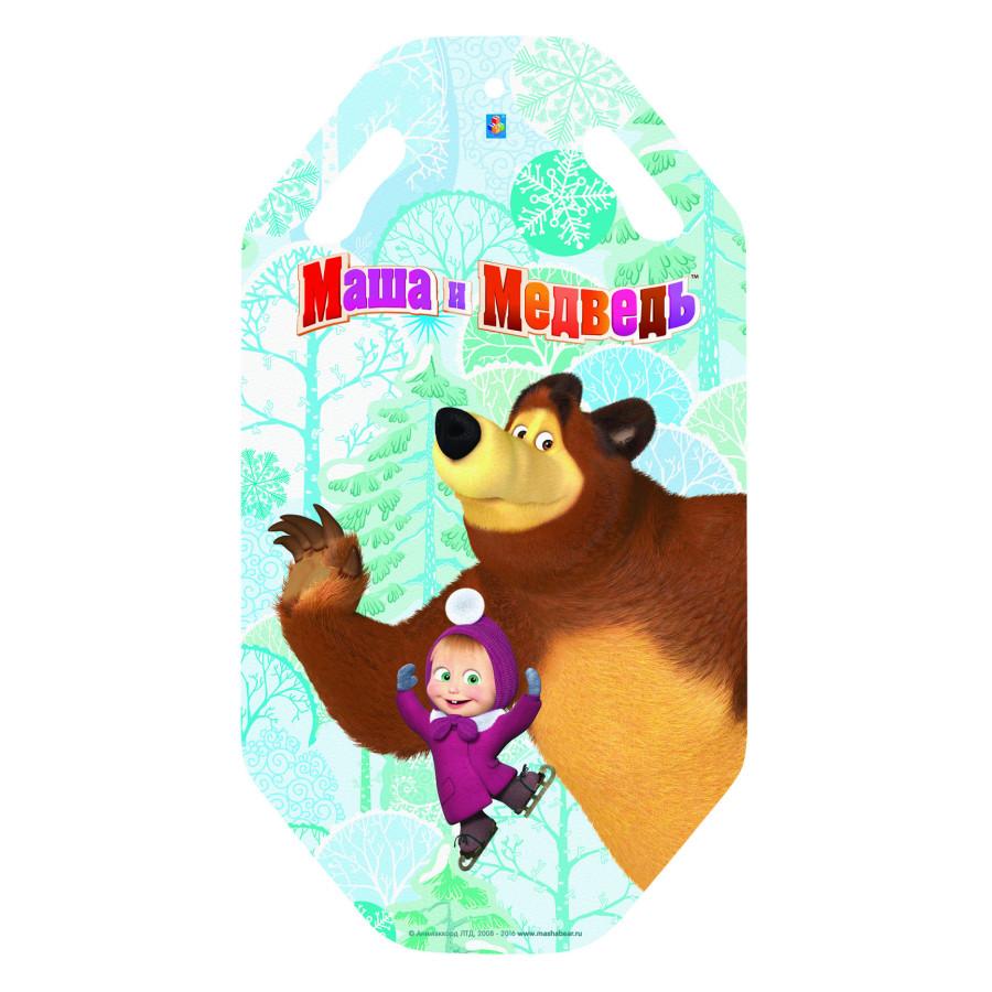 1toy Маша и Медведь ледянка, 92см Т59045