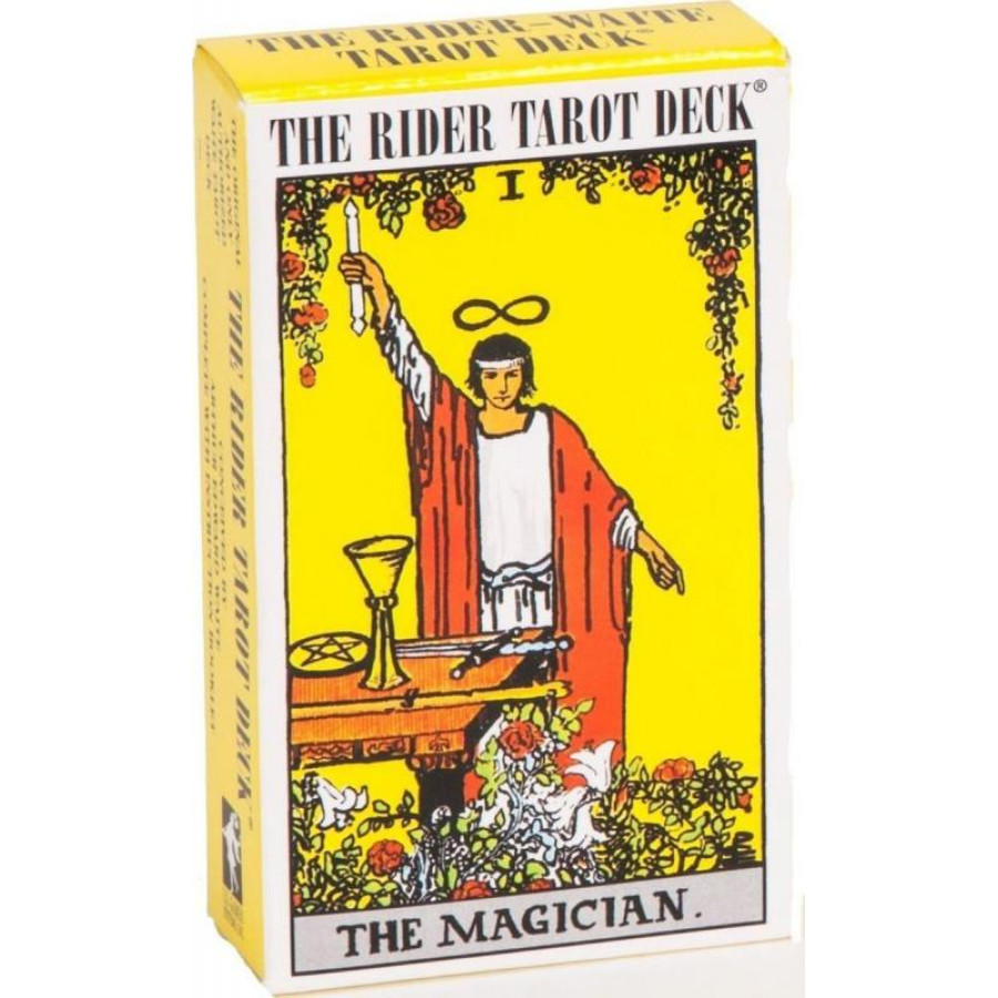 "Карты Таро: ""The Rider-Waite Tarot Deck - Standard"""
