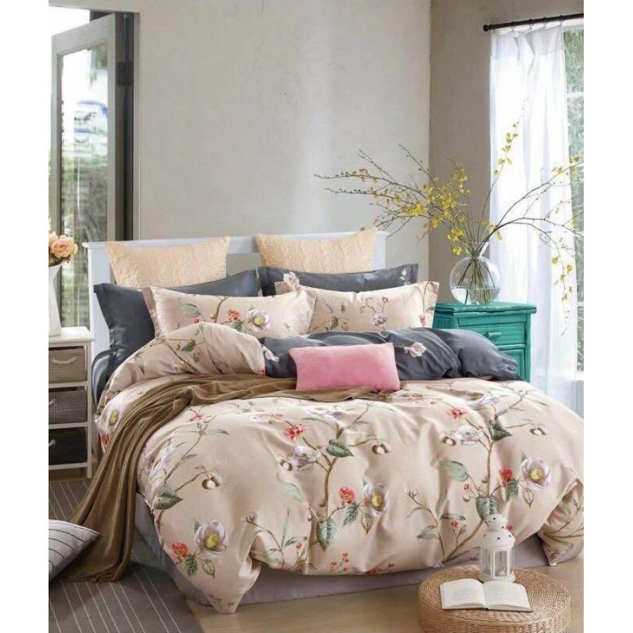 Комплект постельного белья Candie's Двухсторонний на резинке по углам CANR002