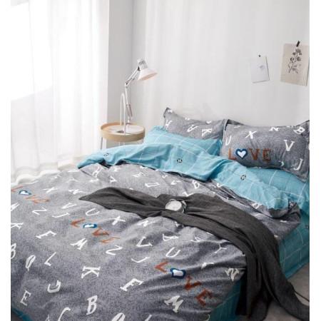 Комплект постельного белья Candie's Двухсторонний на резинке по углам CANR032
