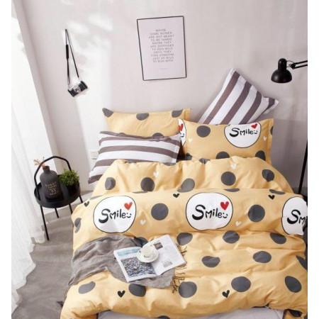 Комплект постельного белья Candie's Двухсторонний на резинке по углам CANR034