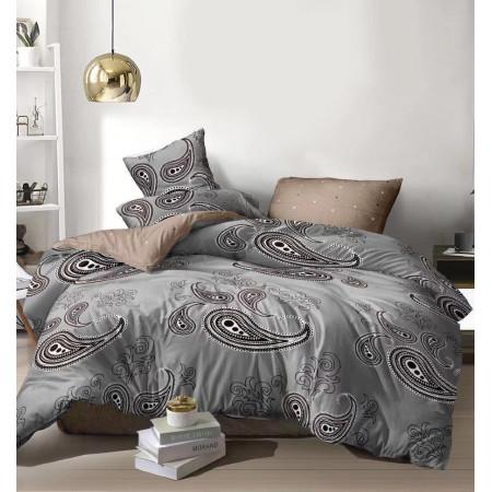 Комплект постельного белья ZARA HOME двухсторонний сатин ZARH007