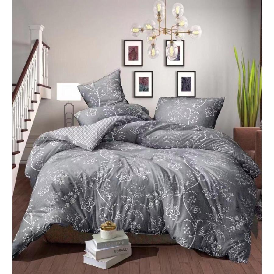 Комплект постельного белья ZARA HOME двухсторонний сатин ZARH009