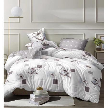 Комплект постельного белья ZARA HOME двухсторонний сатин ZARH011