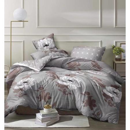 Комплект постельного белья ZARA HOME двухсторонний сатин ZARH016