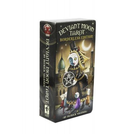 "Карты Таро: ""Deviant Moon Tarot: Borderless Edition"""