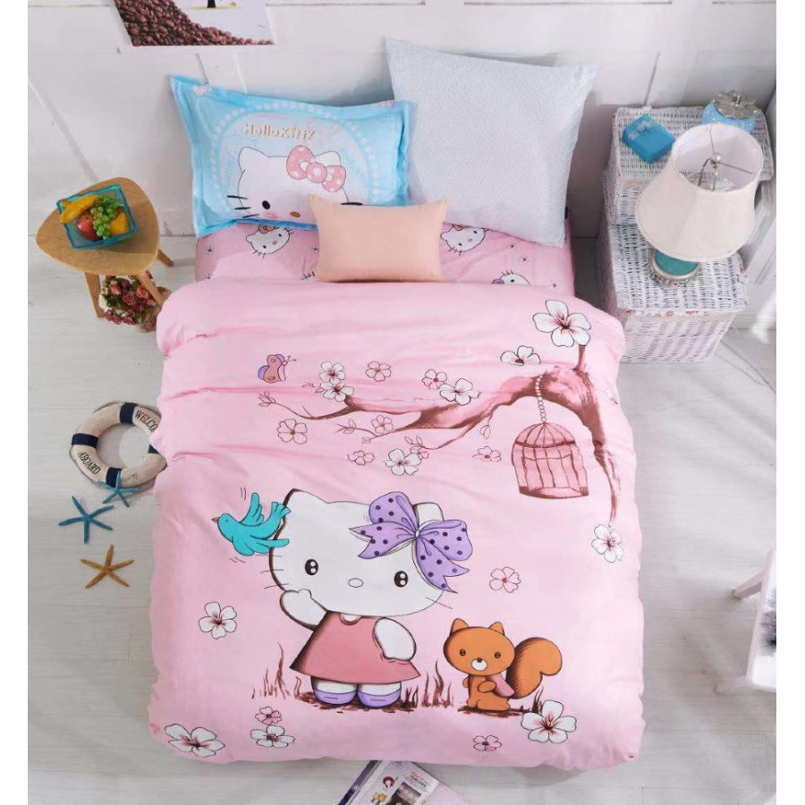 Детское постельное белье Hello Kitty - 2 МИЛАНО MILDE004