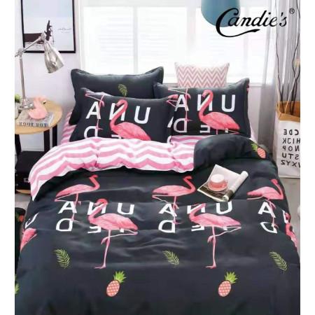 Комплекты постельного белья Candie's CANPR015 Поплин на резинке