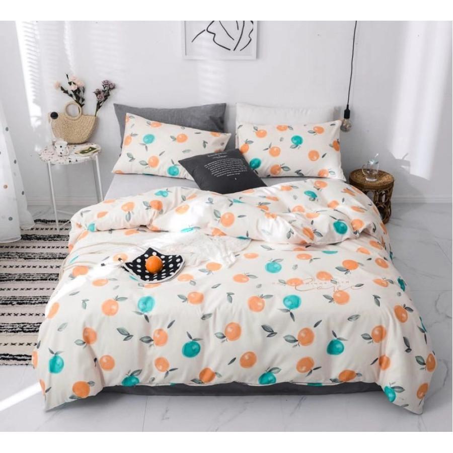 Комплект постельного белья ZARA HOME двухсторонний сатин ZARH031