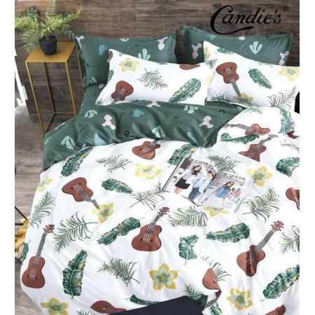 Комплекты постельного белья Candie's Поплин на резинке CANPR047