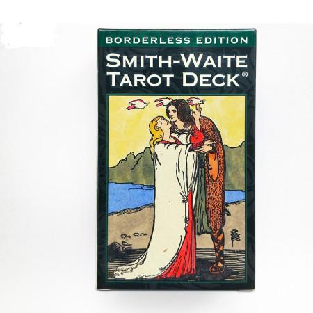 "Карты Таро: ""Smith-Waite Tarot Borderless"""