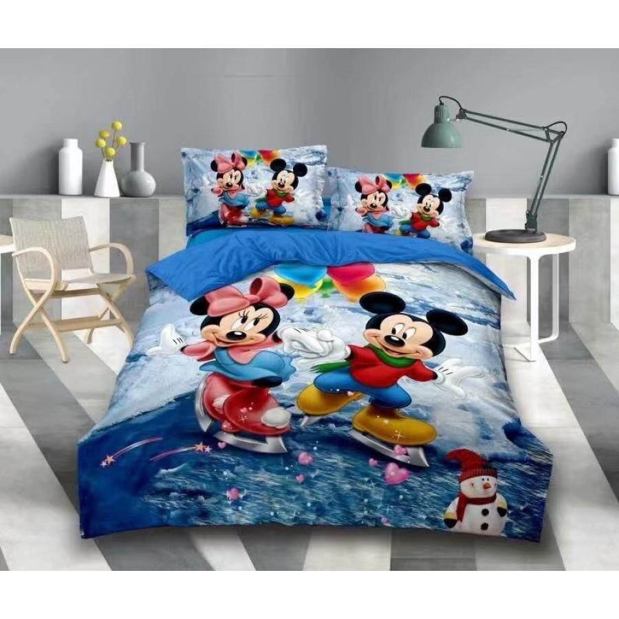 Детское постельное белье Микки Маус BORIS HAPPY BORHA003