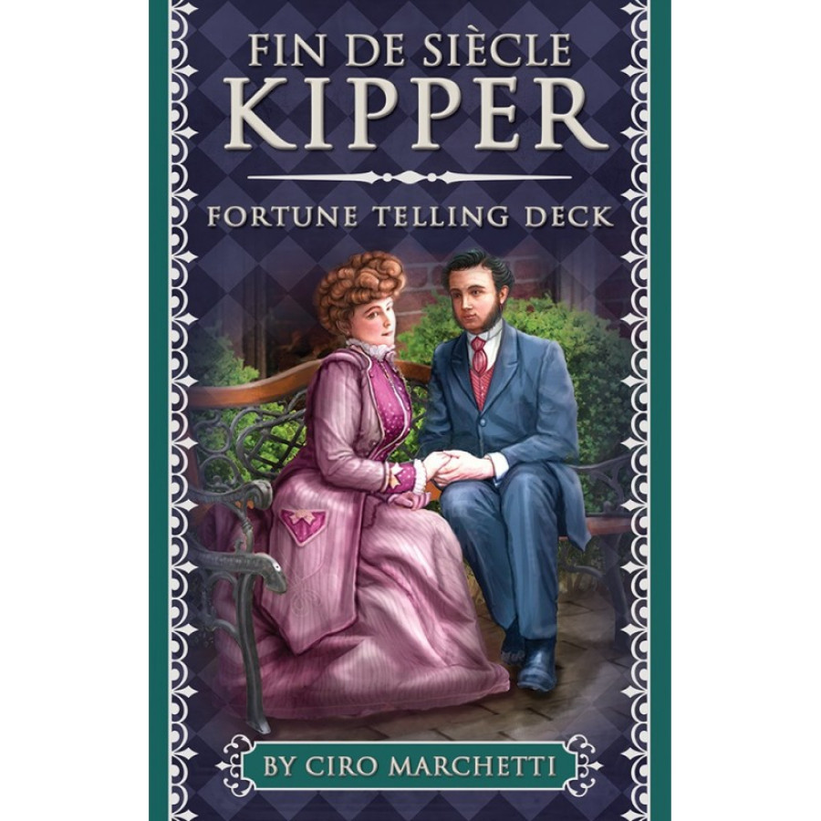 "Карты Таро: ""Fin de Siecle Kipper"""