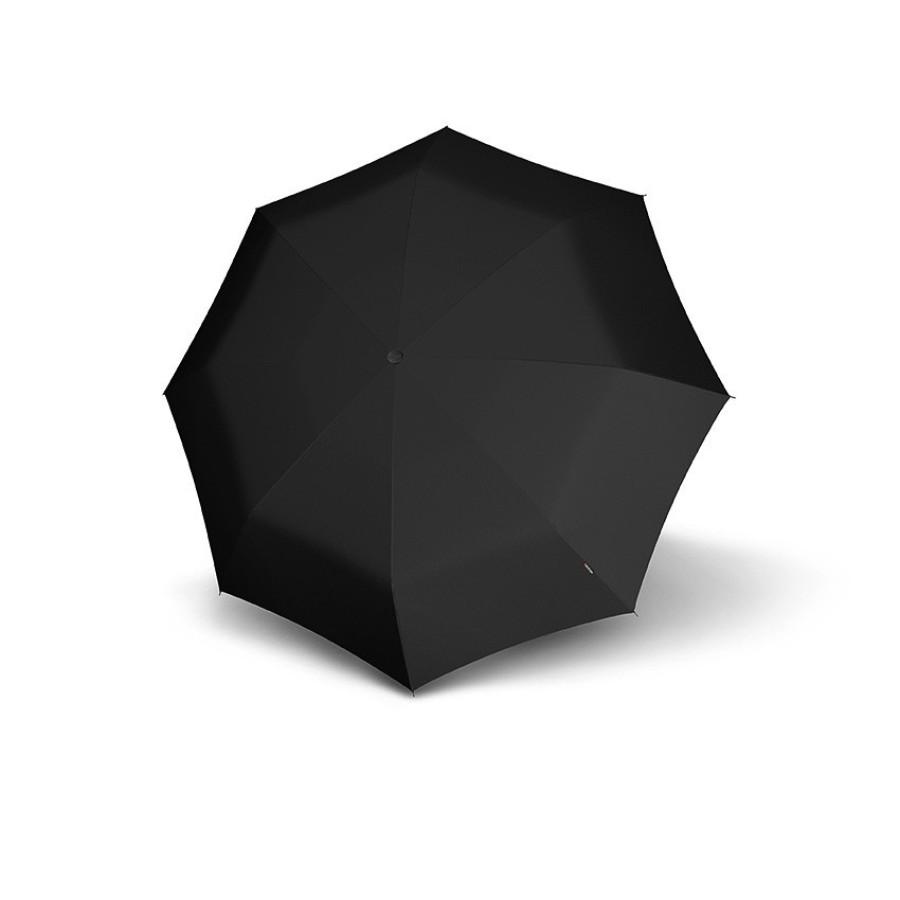 Зонт-полуавтомат, черный