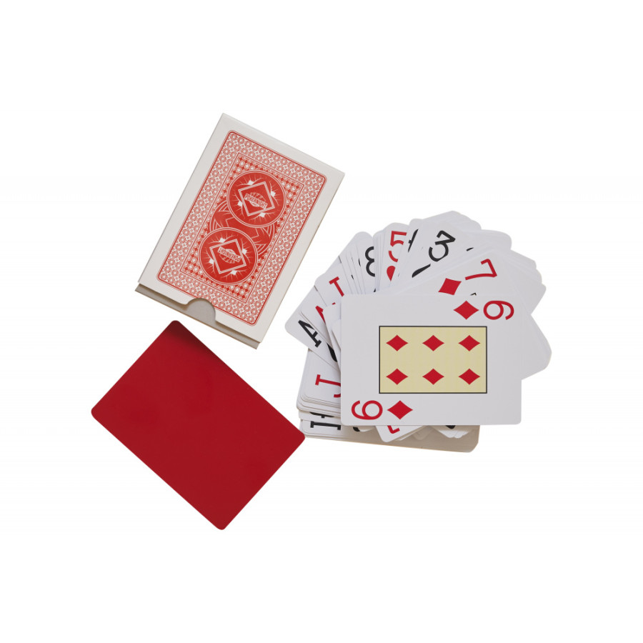 "Карты для покера ""Poker Night Pro"" 100% пластик"