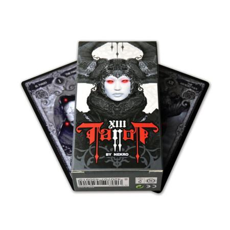 "Карты Таро: ""Fournier Nekro Tarot"""
