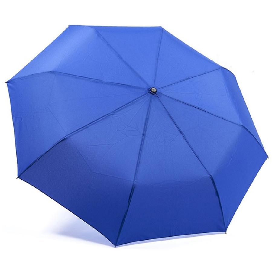 Зонт механический, синий