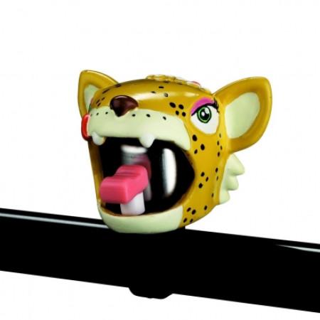 Звонок для самоката Crazy Safety Leopard - леопард