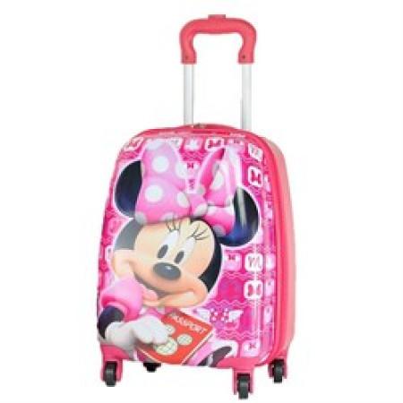Чемодан детский для девочек Minnie Mouse