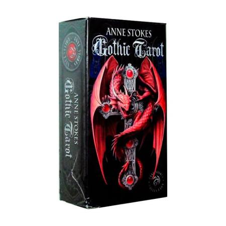 "Карты Таро: ""Fournier Anne Stokes Gotic Tarot"""