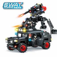 Конструктор Swat Сorps