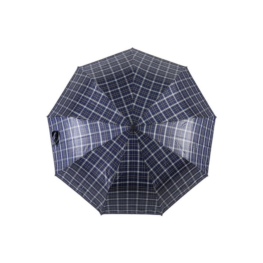 Зонт-полуавтомат с прорезиненной ручкой SPONSA арт. 6418