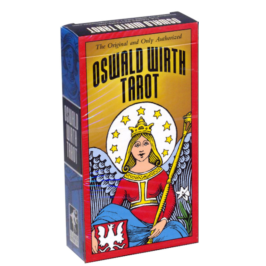 "Карты Таро: ""Oswald Wirth Tarot"""