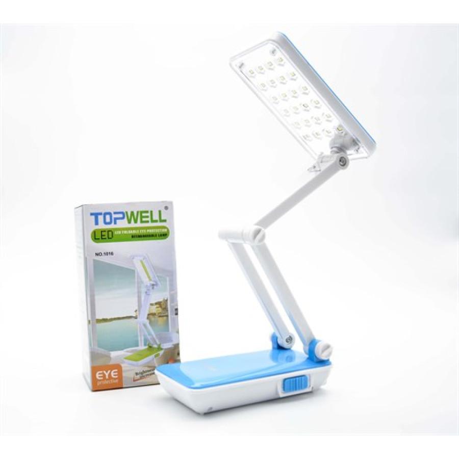 Настольная светодиодная лампа Top Well 1019