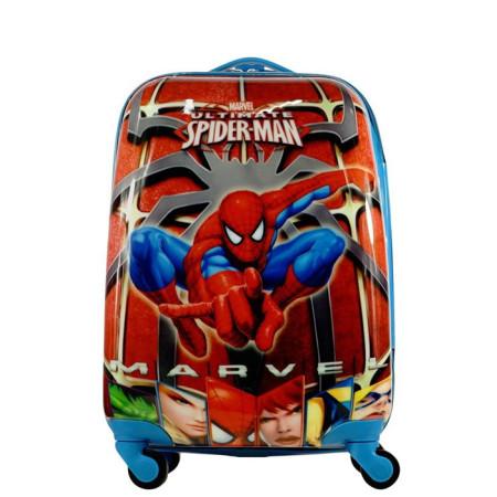 Чемодан детский на колесиках Spiderman - 3