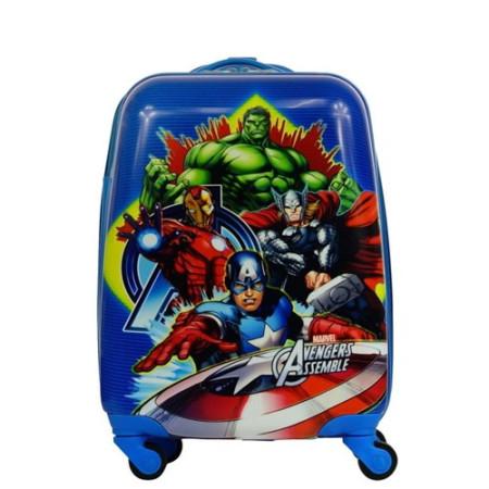 Чемодан детский на колесиках Avengers - 2