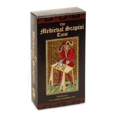 "Карты Таро: ""Medieval Scapini Deck"""