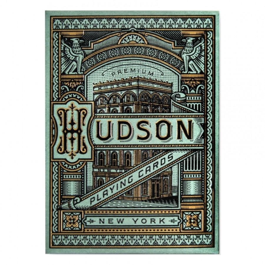 "Карты ""Theory11 Hudson"""