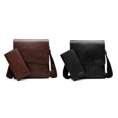 Комплект сумка Jeep + портмоне Jeep Buluo
