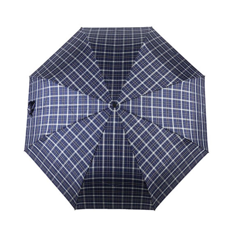 Зонт мужской 3 сложения автомат диаметр купола 102 см 10 спиц