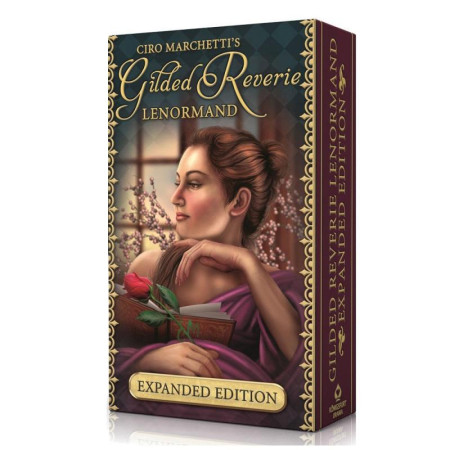 """Карты Таро: """"Gilded Reverie Lenormand Expanded"""""""