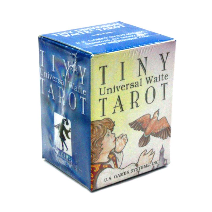 "Карты Таро: ""Tiny Universal Waite Tarot Deck"""