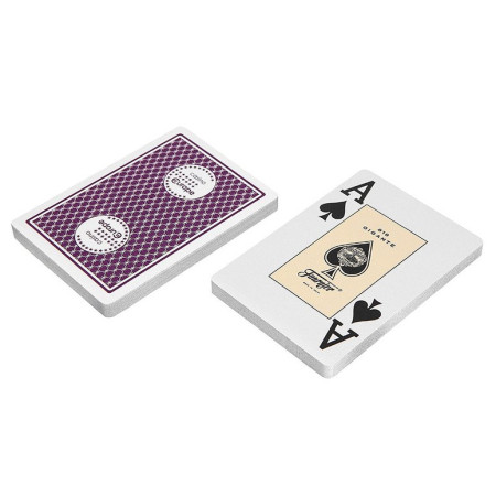 "Карты ""Fournier 818 Casino Europe"", фиолетовая рубашка"