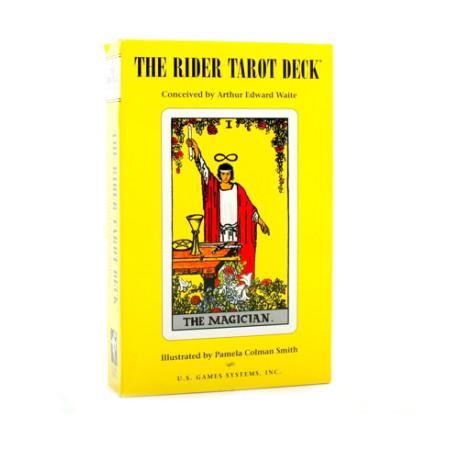 "Карты Таро: ""Rider-Waite Tarot Deck Premier Edition"""