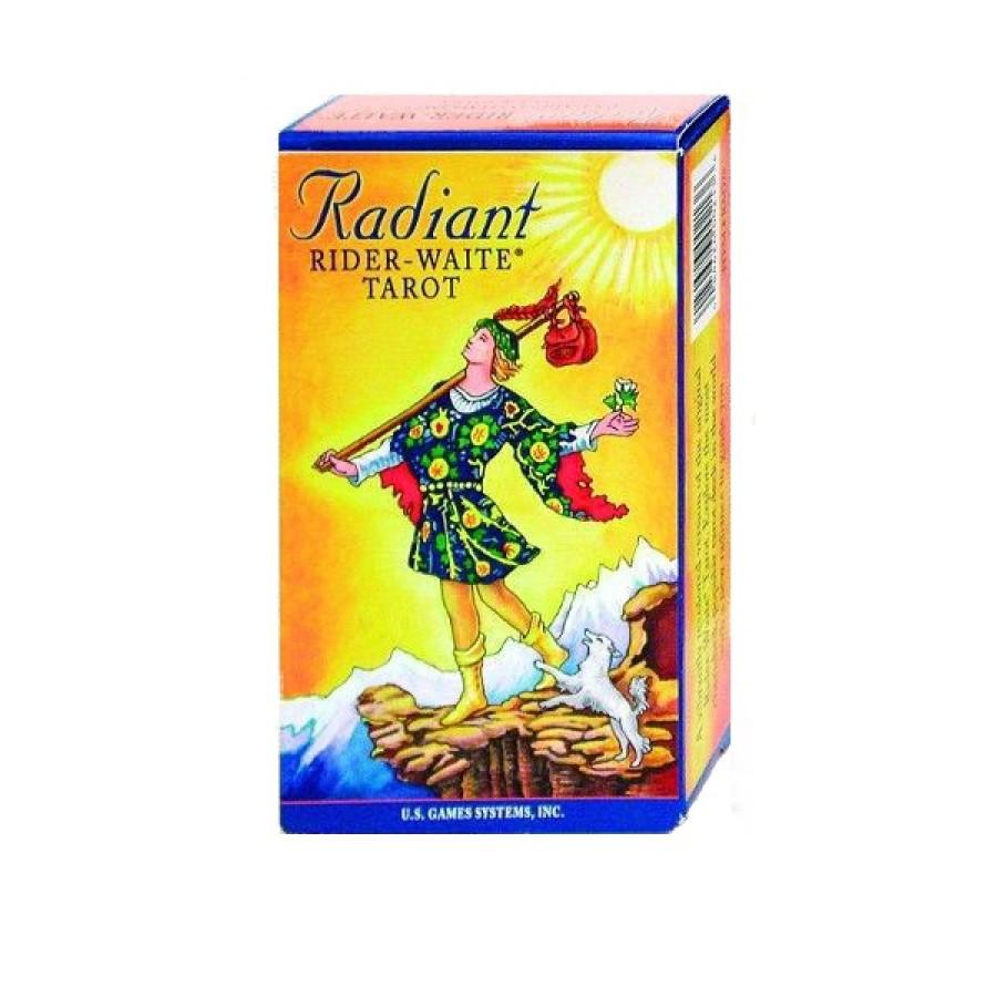"""Карты Таро: """"Radiant Rider-Waite Tarot"""""""