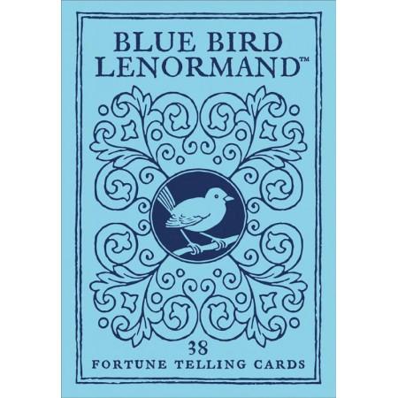 """Карты Таро: """"Blue Bird Lenormand"""""""