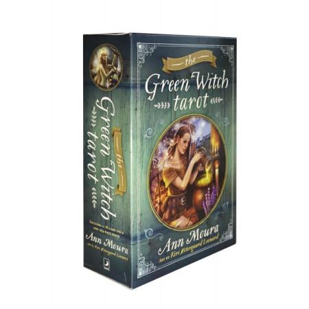 "Карты Таро: ""Green Witch Tarot"""